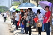 Cả nước nắng nóng trong ngày đầu học sinh đi học trở lại