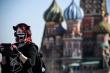 Thêm gần 600 ca nhiễm mới, Nga có hơn 4.700 bệnh nhân mắc Covid-19