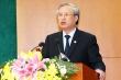 Ông Trần Quốc Vượng: Ngành Nội chính cần xử lý dứt điểm các vụ việc tham nhũng nghiêm trọng