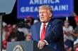 Tổng thống Trump được đề cử giải Nobel Hòa bình 2021