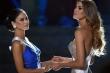 Á hậu trong vụ trao nhầm vương miện nói: Hoa hậu mờ nhạt như bóng ma