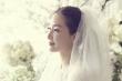 Lộ ảnh cưới hiếm hoi của nữ chính 'Bản tình ca mùa đông' Choi Ji Woo