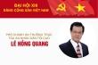 Infographic: Sự nghiệp Phó Chánh án Thường trực TAND tối cao Lê Hồng Quang
