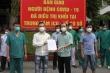 Hai bệnh nhân COVID-19 nặng tại Bắc Giang được công bố khỏi bệnh