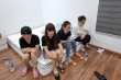 Cảnh sát phá cửa, bắt quả tang nhóm người Trung Quốc nhập cảnh 'chui' ở Hà Nội