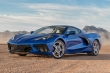 Corvette Stingray 2021 có giá ngang ngửa Ferrari tại Australia