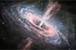 'Sóng thần' khủng khiếp xé toạc các thiên hà