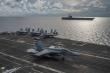 Hải quân Mỹ tăng tần suất hiện diện tàu chiến, thách thức Trung Quốc ở Biển Đông