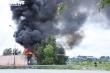 Yêu cầu làm rõ trách nhiệm cán bộ liên quan vụ cháy 2 xe tec xăng ở Hải Phòng