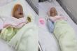 Hai trẻ sơ sinh bị bỏ rơi trước cổng chùa trong đêm