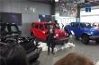 Jeep chính hãng xuất hiện tại Việt Nam