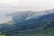 2 điểm cháy rừng bất thường tại khu vực Triệu Quân Sự lẩn trốn