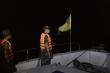 Video: Cận cảnh bộ đội biên phòng suốt đêm chốt chặn trên biển phòng COVID-19