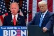 Trump-Biden nhờ người đóng vai đối thủ để tập luyện tranh luận