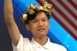 Nam sinh Đắk Lắk vào chung kết Olympia tiết lộ chưa từng đi học thêm