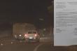 Xe tải ngang nhiên 'thải bậy' ở Thủ đô: Sở Giao thông Vận tải Hà Nội vào cuộc