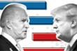 Bầu cử Tổng thống Mỹ: Hai ứng cử viên đua nước rút tại các bang chiến trường