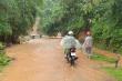 Trận mưa lớn nhất từ đầu mùa trút xuống Lào Cai, nhiều nơi ngập nặng