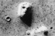 Khuôn mặt trên sao Hỏa là dấu tích của người ngoài hành tinh?
