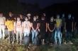 Bắt giữ thêm 45 người từ Trung Quốc vượt sông nhập cảnh trái phép