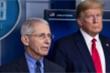 Nhà Trắng ngăn bác sĩ Anthony Fauci điều trần trước Quốc hội