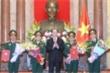 Thăng quân hàm Thượng tướng cho 4 lãnh đạo quân đội