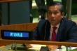 Đại sứ Myanmar tại Liên hợp quốc tuyên bố tiếp tục chiến đấu sau khi bị sa thải