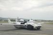 Video: Siêu xe 'biến hình' thành máy bay cất cánh trên bầu trời