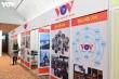 'Khu làm việc phục vụ Đại hội Đảng XIII của VOV hoàn thành sớm và ấn tượng'