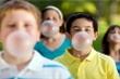 Nhai kẹo cao su có nhiều tác dụng với sức khỏe