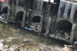 Rác thải ngập ngụa, xác động vật trôi nổi trên kênh cấp nước sinh hoạt cho người dân Thanh Hóa