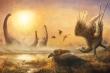 Chiếc mỏ giống lưỡi hái của loài chim 68 triệu năm tuổi