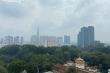 TP.HCM trời mù mịt từ sáng sớm, thời tiết se lạnh như Thu Hà Nội