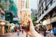 Tìm người từng đến quán trà sữa và chợ Hòa Hưng ở TP.HCM