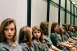 Đố vui hại não: Có bao nhiêu cô gái trên băng ghế?