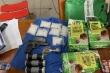 Công an TP.HCM bắt gần 2,5 tấn ma tuý, heroin các loại