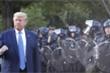 Tổng thống Trump rút Vệ binh quốc gia khỏi Washington