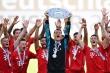 Vô địch Bundesliga, Bayern Munich đăng quang trước khán đài trống vắng