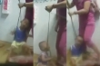 Tạm giữ hình sự người mẹ bạo hành con ở Bình Dương