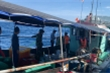 Đẩy đuổi một tàu cá Trung Quốc xâm phạm vùng biển Việt Nam