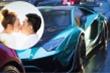 Mãn nhãn dàn siêu xe nối đuôi nhau cực hoành tráng trong lễ cưới Cường Đô la - Đàm Thu Trang