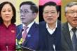4 Ủy viên Bộ Chính trị được phân công tham gia Ban Bí thư