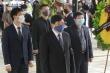 Lãnh đạo Đài Tiếng nói Việt Nam viếng nguyên Tổng Bí thư Lê Khả Phiêu