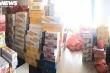 Hơn nửa tấn bánh trung thu trôi nổi suýt bị tung ra thị trường Hà Nội