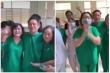 Các bác sĩ Bình Thuận ôm nhau khóc vì tin vui từ bệnh nhân Covid-19 cuối cùng