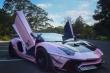 Siêu xe Lamborghini Aventador LP700-4 đắt nhất Việt Nam 4 lần đổi màu