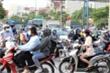 Video: Cửa ngõ Hà Nội, TP.HCM ùn tắc, xe máy ngược xuôi vi phạm giao thông