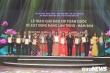 Nhiều tác phẩm báo chí xuất sắc về xây dựng Đảng được trao giải Búa liềm vàng
