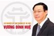 Infographic: Sự nghiệp Bí thư Thành ủy Hà Nội Vương Đình Huệ