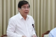 Chủ tịch TP.HCM: Phải truy bằng được nguồn lây nhiễm ở sân bay Tân Sơn Nhất